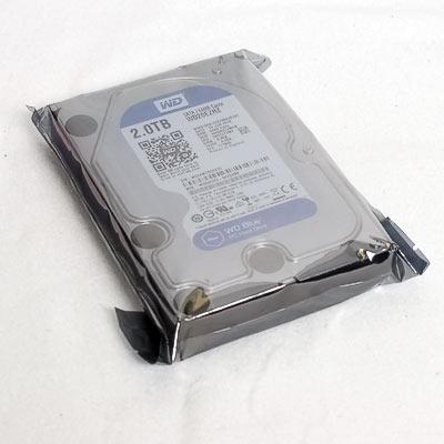 "HDD 3,5"" SATA 2,0TB WD20EZRZ Blue"