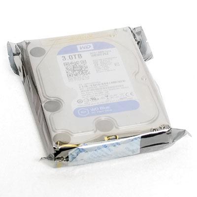 """HDD 3,5"""" SATA 3,0TB WD30EZRZ 64MB Blue"""