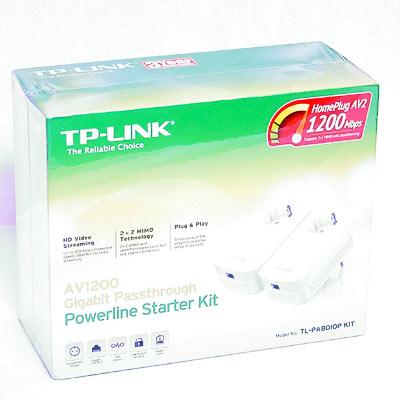 PowerLAN TP-Link TL-PA8010P Kit