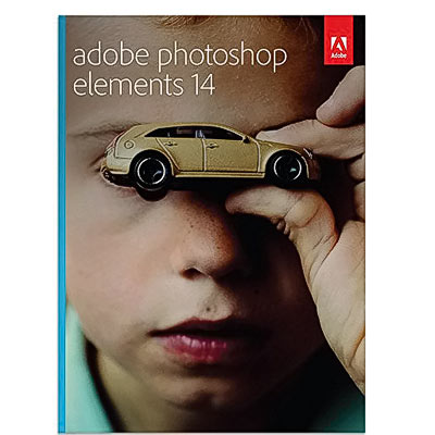 Software Adobe Photoshop Elements 14