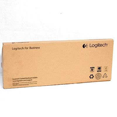 Tastatur Logitech K280e black USB