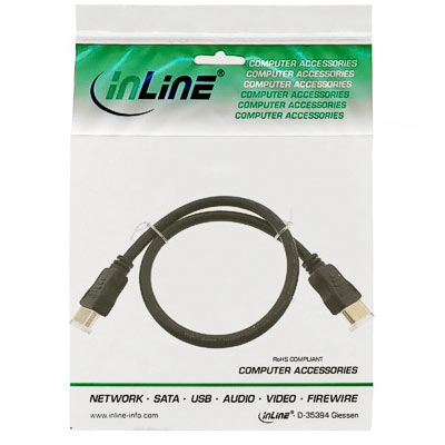 ZKabel HDMI-HDMI 19pol St/St  1,5m V2.0