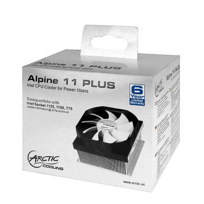 Kühler Arctic Alpine 11 PLUS