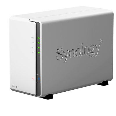 NAS Geh.Synology DS216J     2xSATA3 Raid