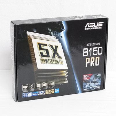 Mainboard 1151 ASUS B150-PRO        DDR4