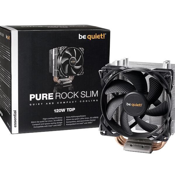 Kühler beQuiet Pure Rock Slim