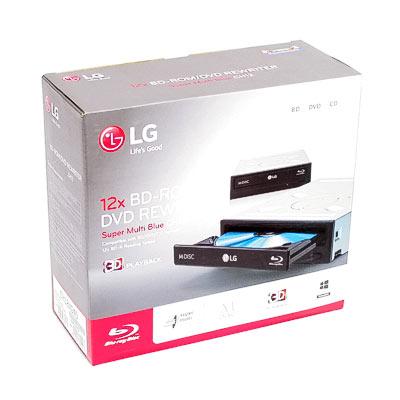 Blu-Ray Combo SATA LG CH12NS40 Retail