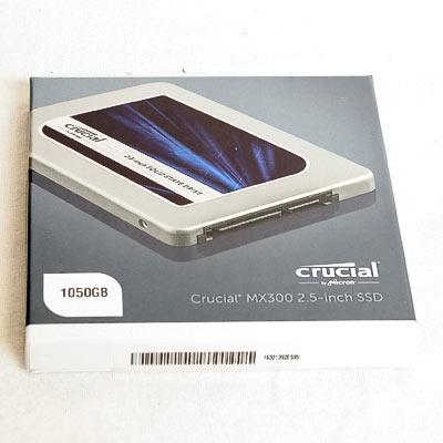 SSD 6,35cm SATA 1.0TB Crucial MX300