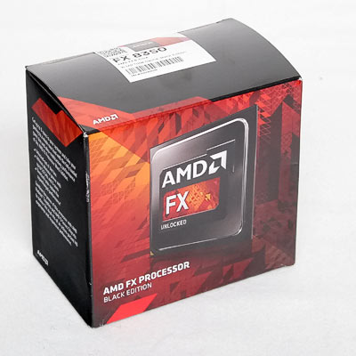 CPU AMD AM3+ FX-8350 8x4,0Ghz Box