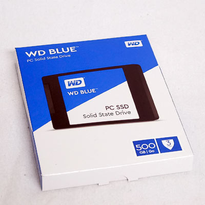 "SSD 2,5"" SATA 500GB WD Blue"
