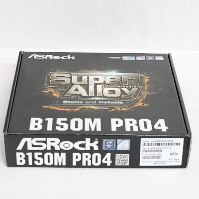 Mainboard 1151 ASRock B150M Pro4
