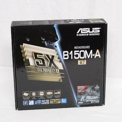 Mainboard 1151 ASUS B150M-A M.2     DDR4