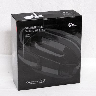Headset CSL Stormrider 7.1 USB