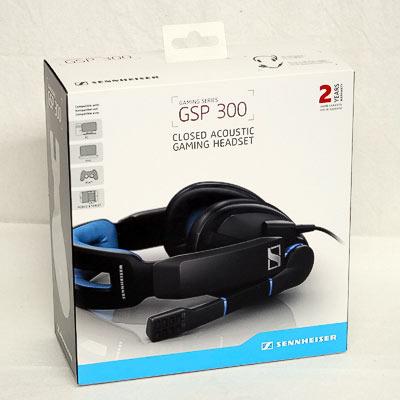Headset Sennheiser GSP 300 Stereo Klinke