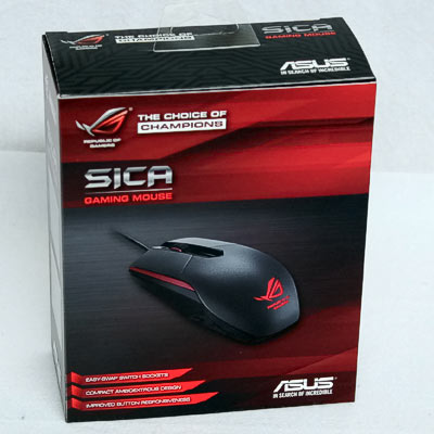 Mouse Asus ROG Sica