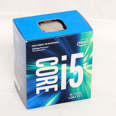CPU INTEL 1151 7.Core i5-7500  4x3,40Ghz