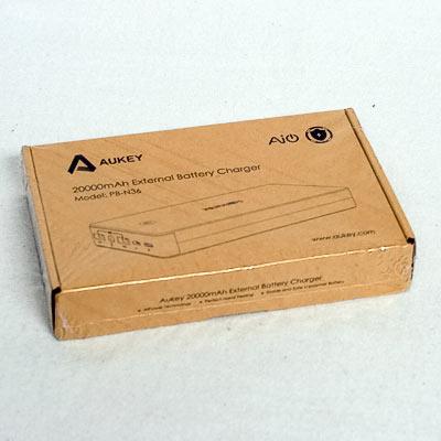 AUKEY Powerbank 20000mAh