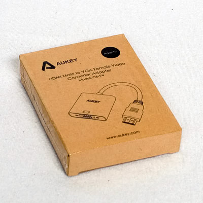 AUKEY HDMI zu VGA Konverter-Adapter