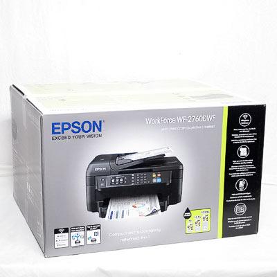 Drucker Epson WorkForce WF-2760DWF