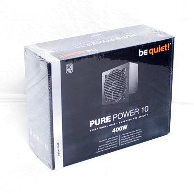 Netzteil 400W ATX BeQuiet Pure Power 10