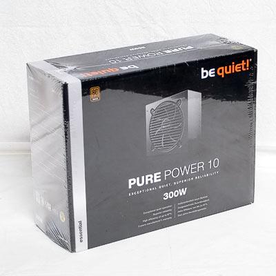Netzteil 300W ATX BeQuiet Pure Power 10