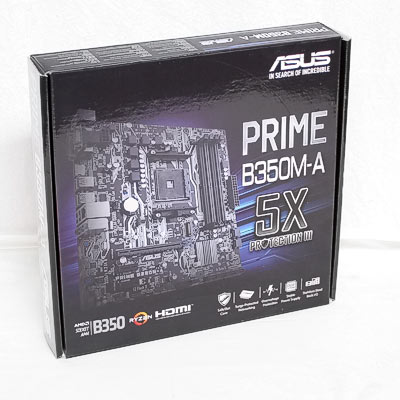Mainboard AM4  ASUS Prime B350M-A