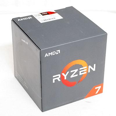 CPU AMD AM4  Ryzen 7 1700   8x3,0Ghz Box