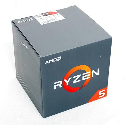 CPU AMD AM4  Ryzen 5 1500X  4x3.5Ghz Box
