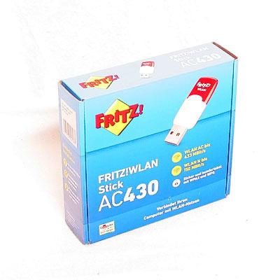 WLAN AVM Fritz!Wlan USB Stick AC430