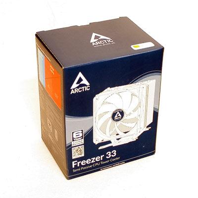 Kühler Arctic Freezer 33