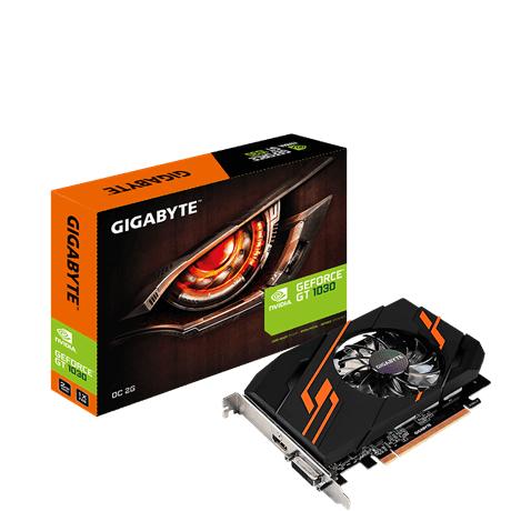 Grafik PCIe NVIDIA GT1030 2GB Gigabyte