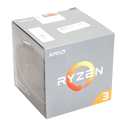 CPU AMD AM4  Ryzen 3 1200   4x3,1Ghz Box