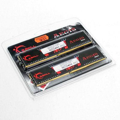 Speicher DDR4 16GB 3000/16 Kit G.Skill A