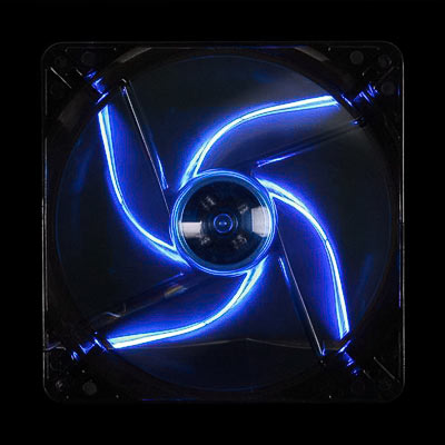 LÜfter 140mm Cooltek Silent Fan Blue LED