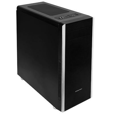Gehäuse Cooltek NC-01 black          ATX