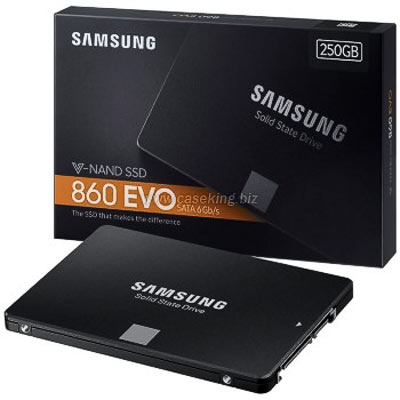 "SSD 2,5"" SATA 250GB Samsung 860 EVO"