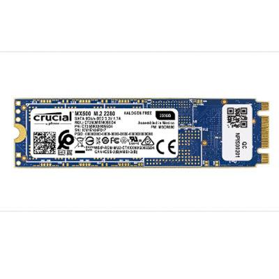SSD M.2 SATA 500GB Crucial MX500