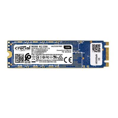 SSD M.2 SATA 250GB Crucial MX500