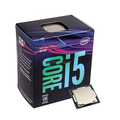 CPU INTEL 1151 8.Core i5-8500  6x3,00Ghz