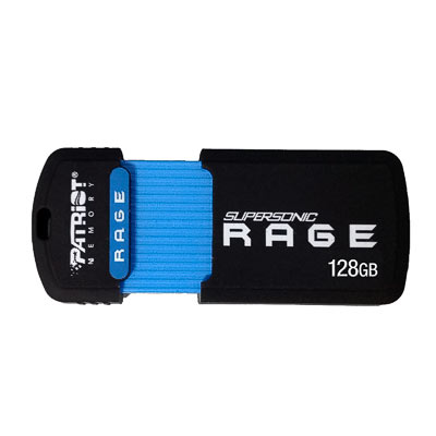 USB 3.1 Stick 128GB Patriot SuperS.Rage