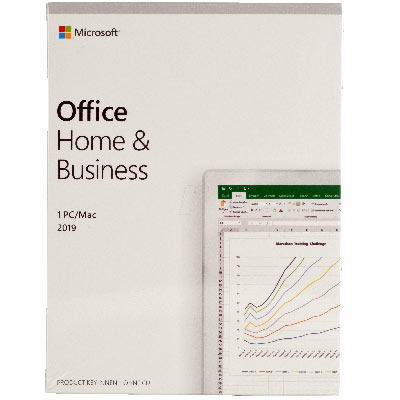 Software MS Office 2019 Home & Business
