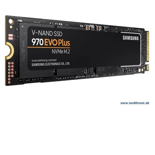 SSD M.2 NVMe 250GB Samsung 970 EVO Plus
