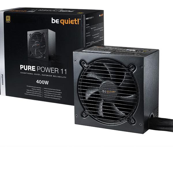 Netzteil 400W ATX BeQuiet Pure Power 11
