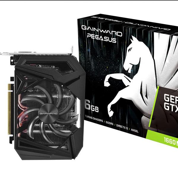Grafik PCIe NVIDIA GTX1660 Super 6GB Gai