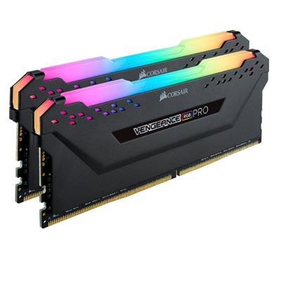 Speicher DDR4 16GB 3200/16 Kit Corsair V
