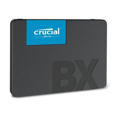 "SSD 2,5"" SATA 480GB Crucial BX500"