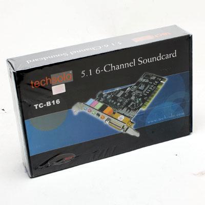 Soundkarte Marke 5.1 PCI