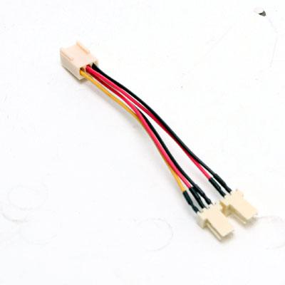 ZKabel Lüfter Adapter Y-Kabel 3Pin