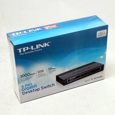 Netzwerk Switch 8Port 1000MBit TP-Link