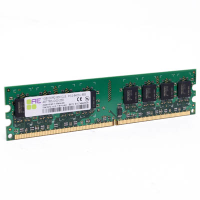 Speicher DDR2 1GB PC800 Marke